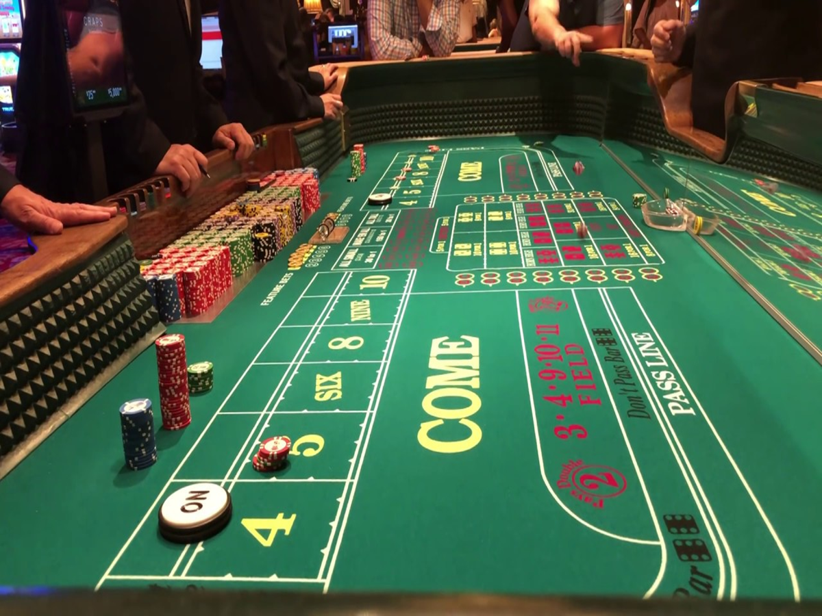 5 Craps Game Variations You Can Check Out Online